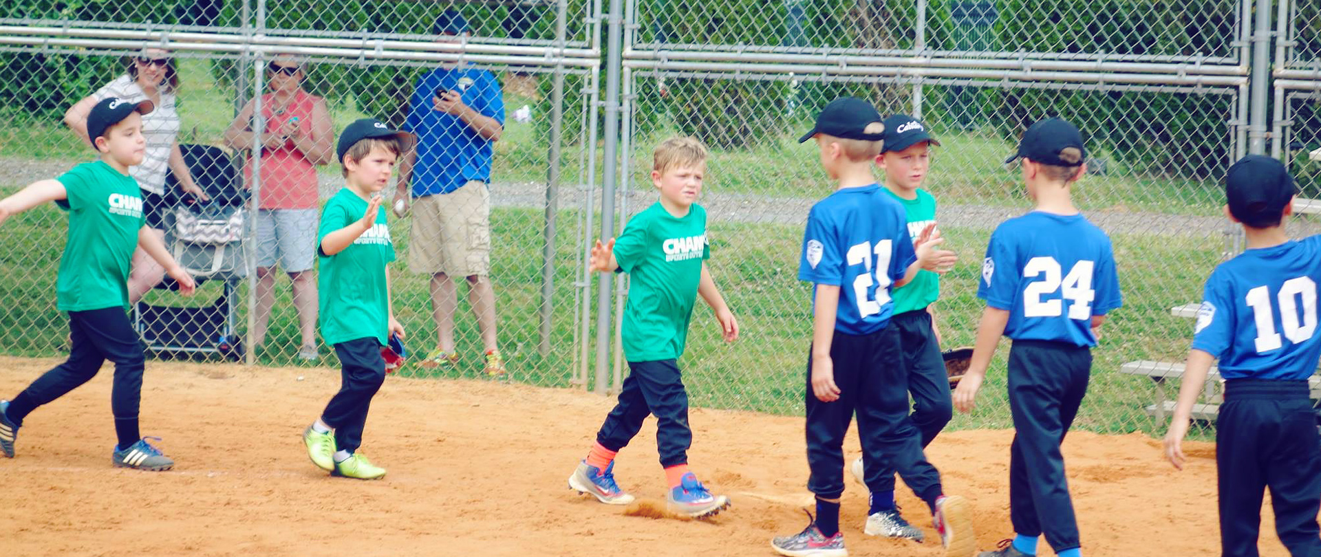 CHAMP T-Ball